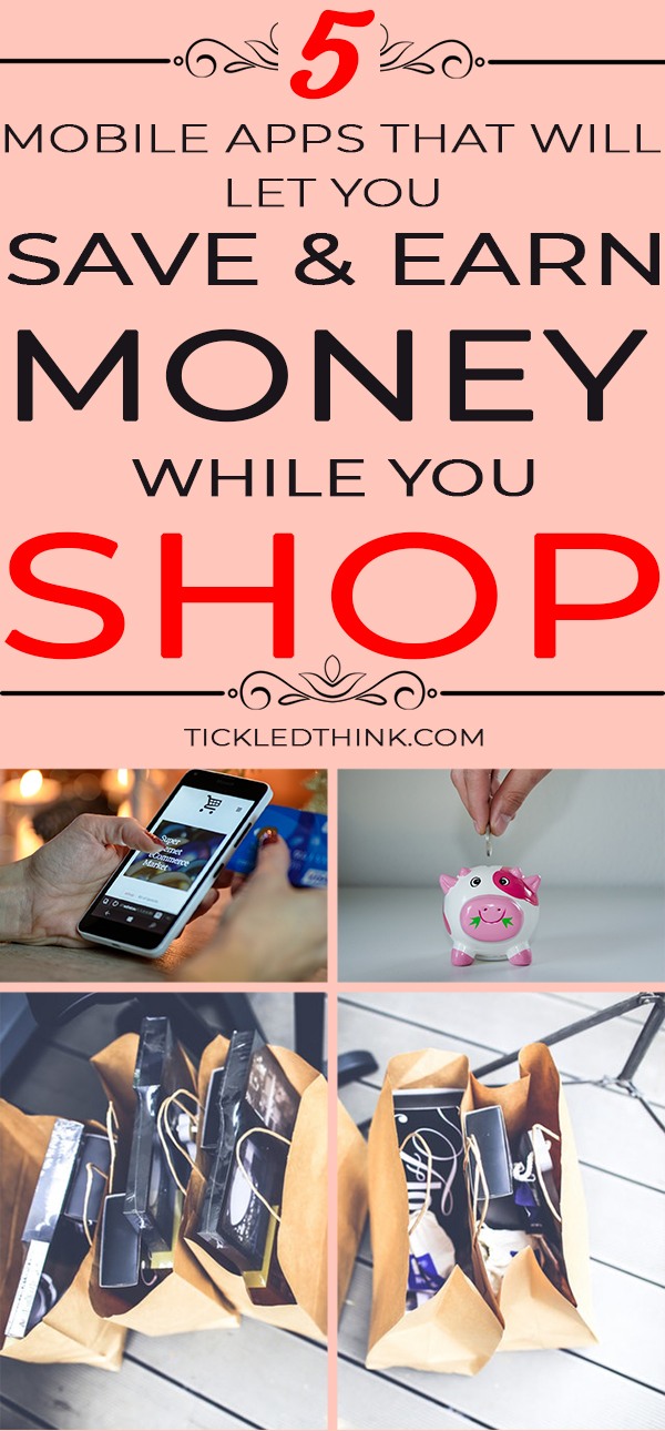 save and earn money while you shop