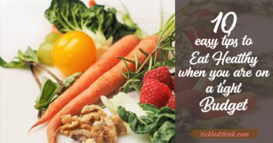 eat healthy on a tight budget