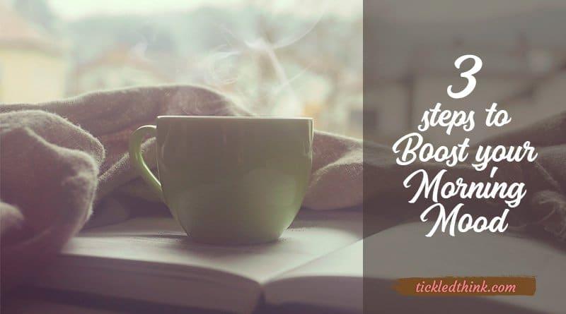 boost morning mood