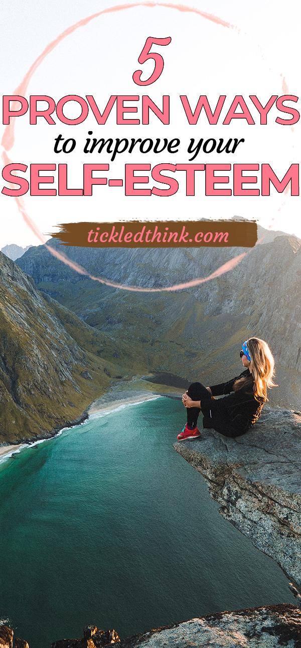 boost self-esteem