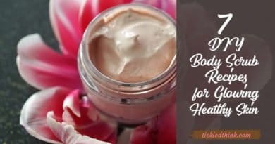 diy body scrub recipe