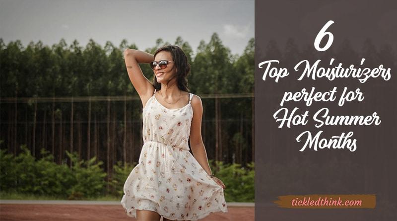 top moisturizer