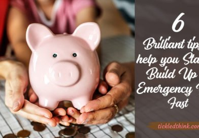 how to start and emergency fund