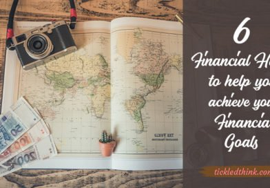 financial hacks to achieve your financial goals