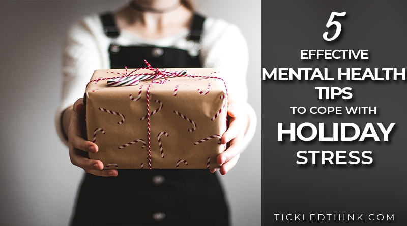 mental health tips this holiday season