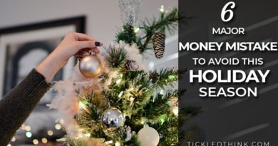 money mistake to avoid this holiday