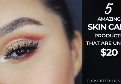 aking care of our skin and keeping it healthy and young looking does not have to be expensive. Check out this amazing lineup of the best Skin Care Products that are all below $20