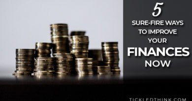 sure-fire way to improve your finances