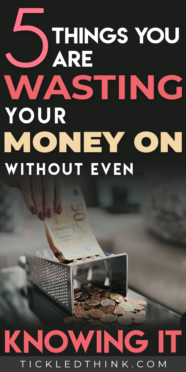 Saving money can be tough especially if you are wasting so much money on the most common things without you even knowing it. If you want to easily save money, you need to stop wasting your money on these things. Read on to learn easy and effective tips on how to stop wasting money so you can finally start saving money every month, pay off your debts and achieve financial freedom.