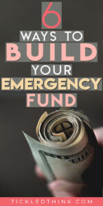 Starting and building an emergency fund is a vital step in helping you live a debt-free life and finally achieve financial security. Building an emergency fund doesn't have to be difficult. Read on to learn easy and effective tips on how to start building an emergency fund to help you get out of debt and achieve financial freedom.