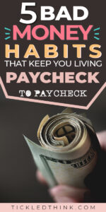 There are so many people who are stuck living paycheck to paycheck and buried in debt but the good news is, you don't have to stay one of them. If you want to finally start building wealth, read on to learn easy and effective tips on how to finally stop living paycheck to paycheck so you can start saving money, get out of debt and achieve financial freedom.