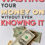 Are you throwing away your hard-earned money on all the unnecessary items? There are so many people who waste their money every day without even realizing it. Read on to learn the most common things you easily waste your money on without even noticing it. If you want to finally save money and break free from the paycheck to paycheck cycle you need to cut these expenses immediately.