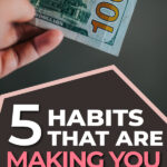 There are so many people who waste money every month without them even realizing it. If you want to improve your financial situation, making small changes can help you stop wasting money and start building wealth. Read on to learn easy and effective tips on how to finally stop wasting money so you can save money fast, get out of debt and achieve financial freedom.
