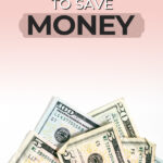 Wondering how you can start saving money easily? If you want to make room in your budget and easily save money every month, you need to stop buying these things! Read on to learn the things I stopped buying to easily save money.