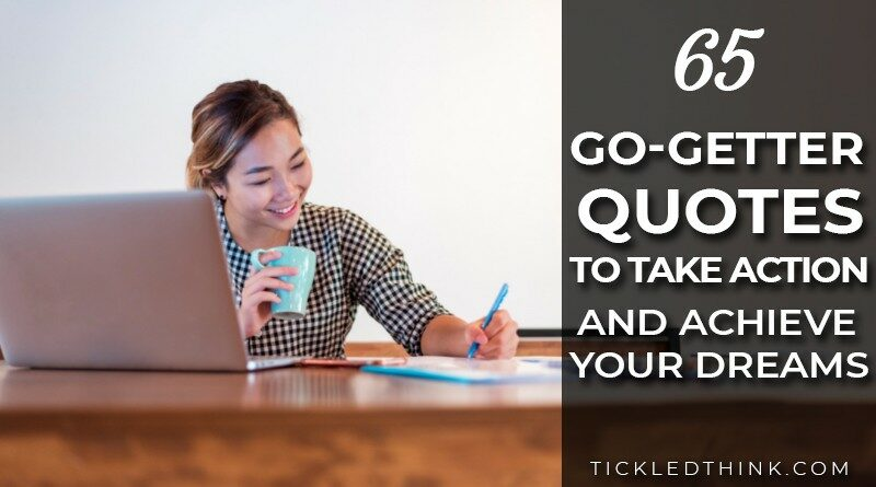 go-getter quotes