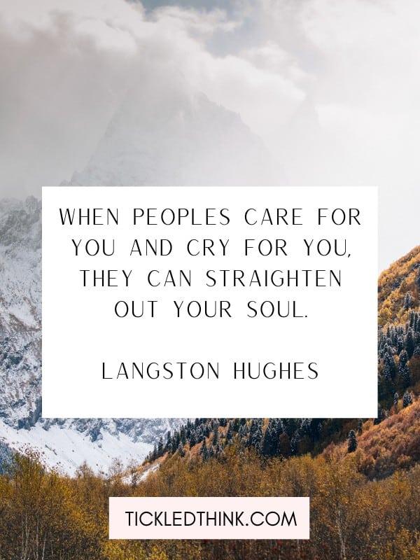 Inspiring caring quotes 1
