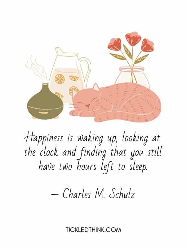Inspiring sleep quotes