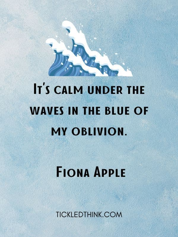 More blue quotes and quotes about blue