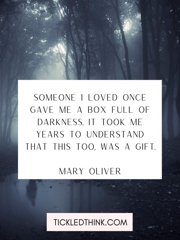 More darkness quotes and sayings