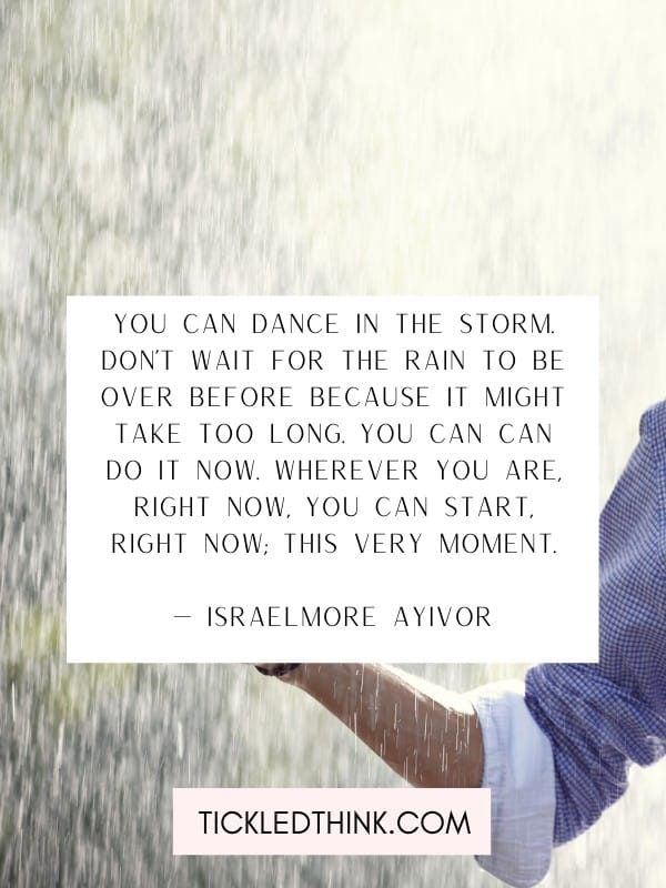 Rain quotes and quotes about rain