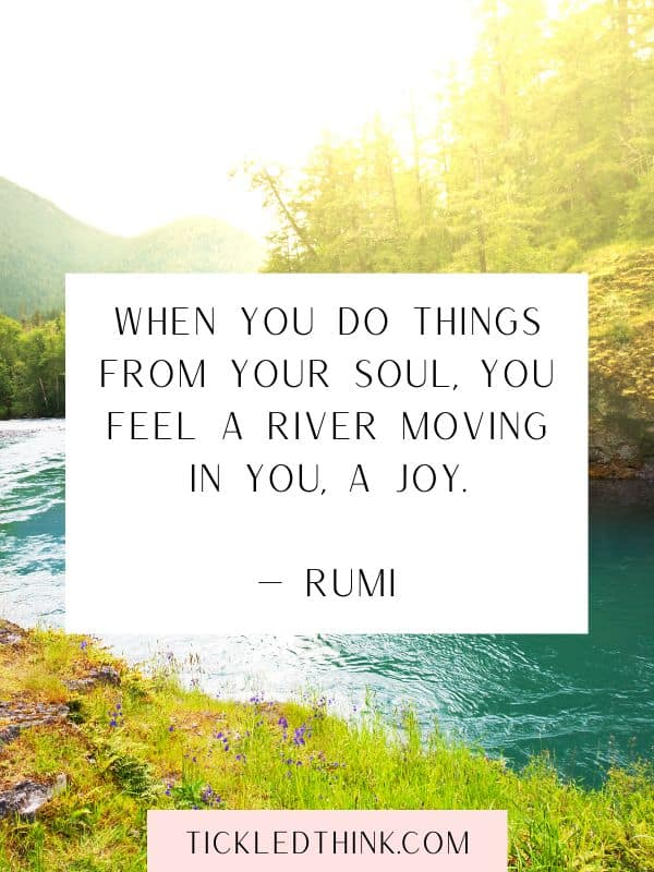River quotes and sayings
