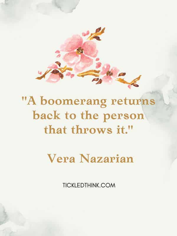 Thought-provoking karma quotes 1